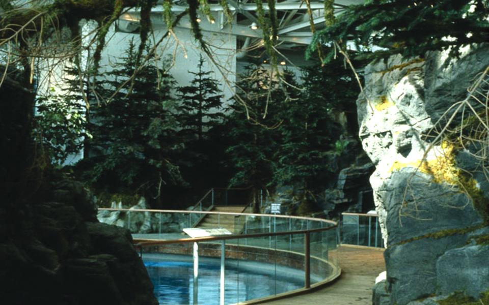 Oceanarium John G Shedd Aquarium Bluestone Associates